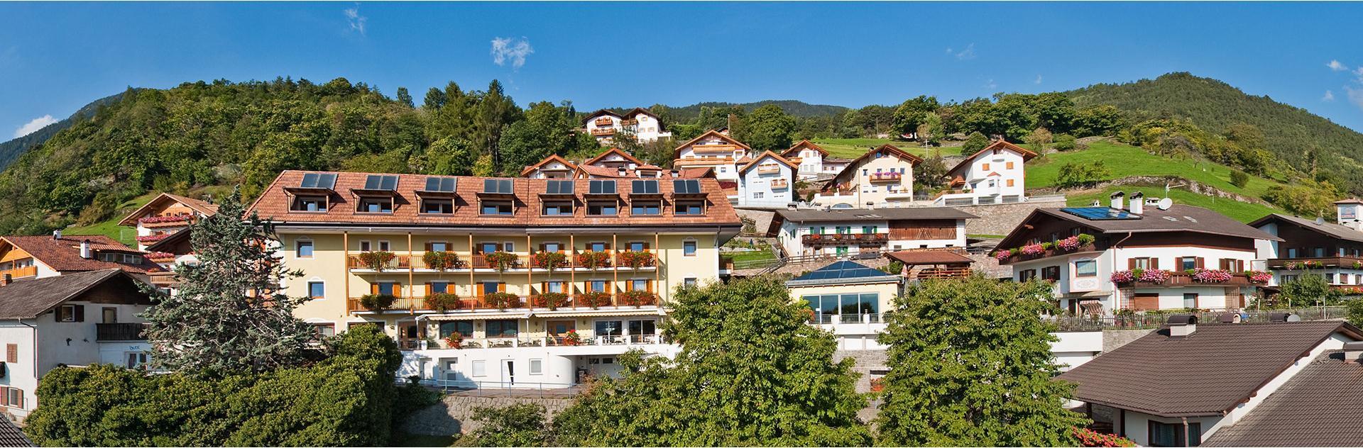 Hotel Barbian bei Klausen